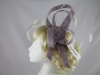 Sarah Cornell Lilac Headpiece